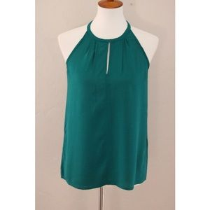 Banana Republic Emerald Green Top